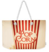 Classic Vintage Cinema Weekender Tote Bag