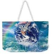 Climate Change- Weekender Tote Bag