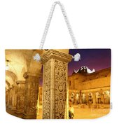 Cloisters At Sunset Arequipa Weekender Tote Bag