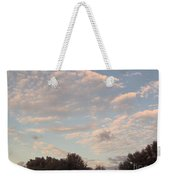 Clouds Above The Trees Weekender Tote Bag