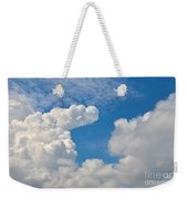 Clouds In The Sky Weekender Tote Bag