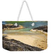 Coast Of Pacific Ocean On Vancouver Island Weekender Tote Bag