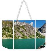 Colchuck Lake, Alpine Lakes Wilderness Weekender Tote Bag