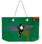 Collared Inca Hummngbird Weekender Tote Bag