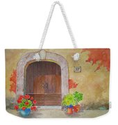 Color Me Tuscany Weekender Tote Bag