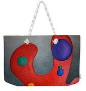 Color Pallette Weekender Tote Bag