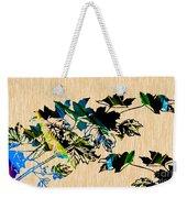 Colorful Leaves Weekender Tote Bag