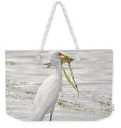Colossal Catch Weekender Tote Bag