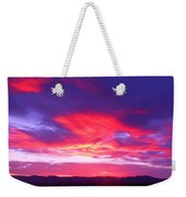 Colourful Arizona Sunset Weekender Tote Bag