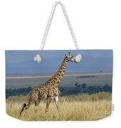 Common Giraffe Weekender Tote Bag
