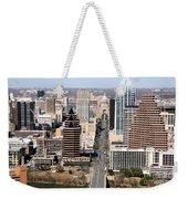 Congress Avenue Weekender Tote Bag