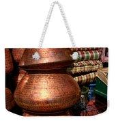 Copper Pots Weekender Tote Bag