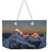 Cordillera Blanca Weekender Tote Bag