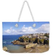 Cornwall - Port Isaac Weekender Tote Bag