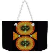 Cosmic Mitosis Weekender Tote Bag