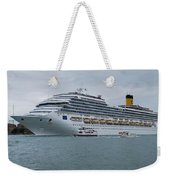 Costa Fortuna Weekender Tote Bag