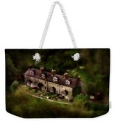 Country House In Bakewell Town Peak District - England Weekender Tote Bag