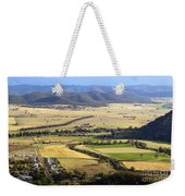 Country Scenic Weekender Tote Bag