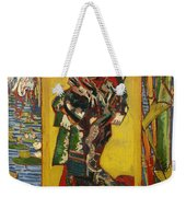 Courtesan  Weekender Tote Bag