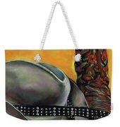 Cowgirl Necessities Weekender Tote Bag