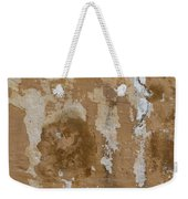 Cracked Stucco Weekender Tote Bag