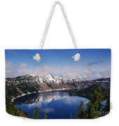 Crater Lake - Oregon Weekender Tote Bag
