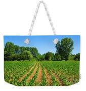 Cultivated Land Weekender Tote Bag by Carlos Caetano
