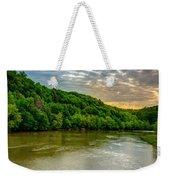 Cumberland River Weekender Tote Bag