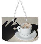 Cup Of Coffee Weekender Tote Bag