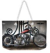 Custom Bike  Weekender Tote Bag