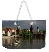 Czech Republic, Prague Weekender Tote Bag