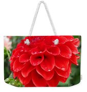 Dahlia Named Ali Oop Weekender Tote Bag