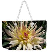 Dahlia Named Camano Ariel Weekender Tote Bag