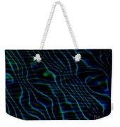 Dark Matter Weekender Tote Bag
