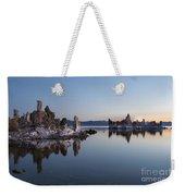 Dawn On Mono Lake Weekender Tote Bag