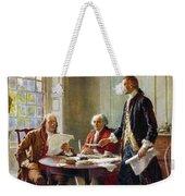 Declaration Committee Weekender Tote Bag