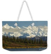 Denali National Park Weekender Tote Bag