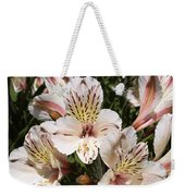 Desert Willow Weekender Tote Bag