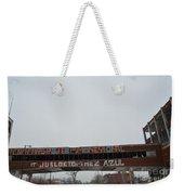 Detroit Packard Plant Weekender Tote Bag