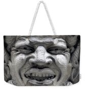 Devilish Smile Weekender Tote Bag