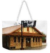 Dew Drop Inn Weekender Tote Bag