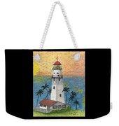 Diamond Head Lighthouse Hi Nautical Chart Map Art Weekender Tote Bag