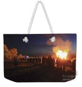 Diamond Jubilee Beacon On Epsom Downs Surrey Uk Weekender Tote Bag