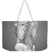 Digestive System And Bones Weekender Tote Bag