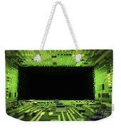 Digital Tunnel Weekender Tote Bag