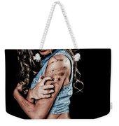 Dirty Girl Weekender Tote Bag