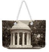 District Of Columbia War Memorial Weekender Tote Bag