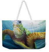 Diving The Depths Weekender Tote Bag