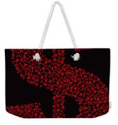 Dollar People Icon Weekender Tote Bag