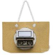 Doorbells Weekender Tote Bag